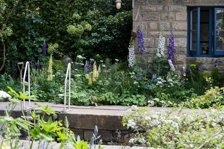 (Trend) The Welcome to Yorkshire Garden. Designed by: Mark ...