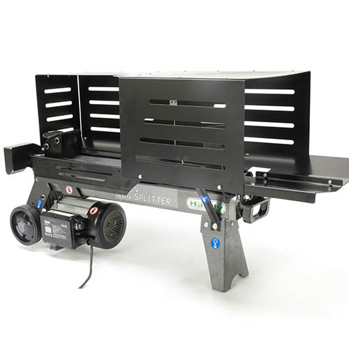 4 Ton Electric Log Splitter With Guards