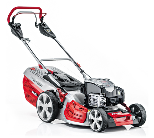 AL-KO Highline 527 VS 4INONE Variable Speed Petrol Lawnmower