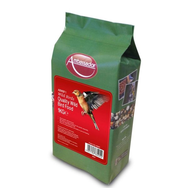 Ambassador Quality Wild Bird Food 20kg