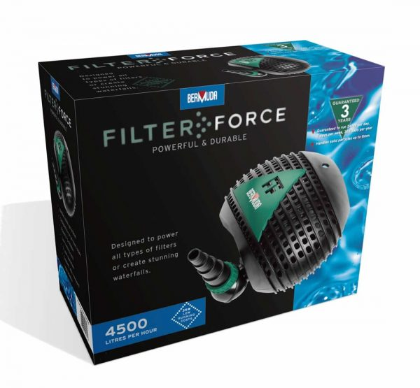 Bermuda Filterforce 4500 Filter Pond Pump