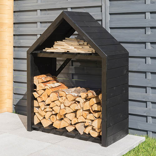 Black Apex Log Store