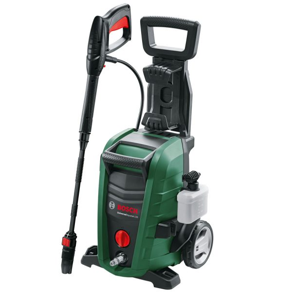 Bosch Aquatak 125 Universal Pressure Washer, High Power 1500W Power Jet Cleaner