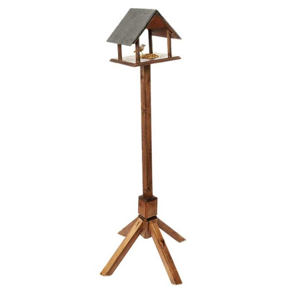 Burford Deluxe Handcrafted Bird Table