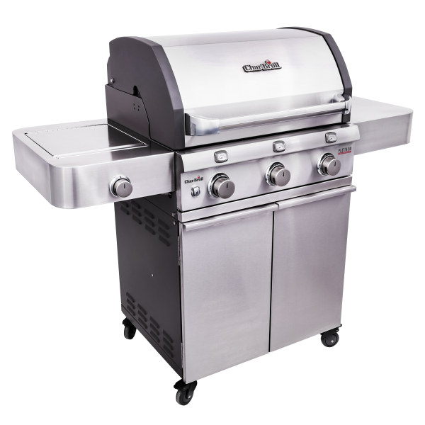 Char-Broil Platinum 3400S Tru-Infrared Gas Barbecue