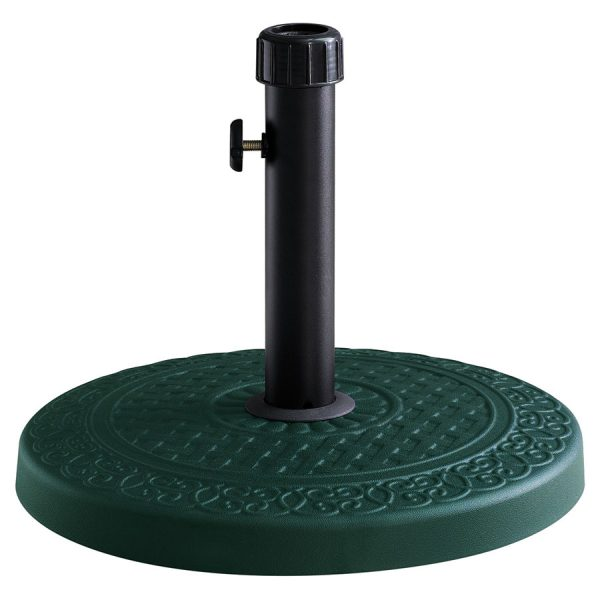 Charles Bentley Concrete Parasol Base - 15kg
