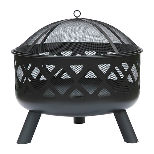 Charles Bentley Round Fire Pit