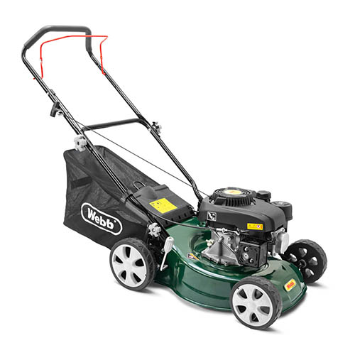 "Classic 41cm (16"") Petrol Rotary Lawnmower"
