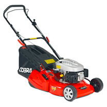 Cobra 18 Petrol Powered Rear Roller Lawnmower