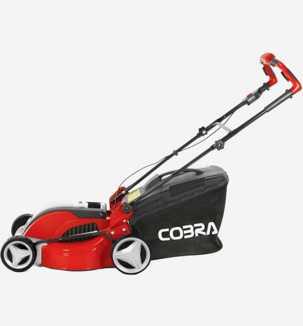 "Cobra MX46S40V 18"" Lithium-ion 40V Cordless Lawnmower"