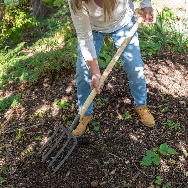 DeWit 4 prong digging fork