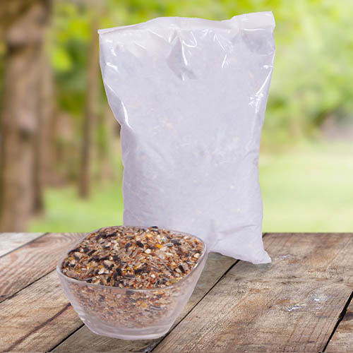 Deluxe 14 Seed Mix Wild Bird Food 1.5kg