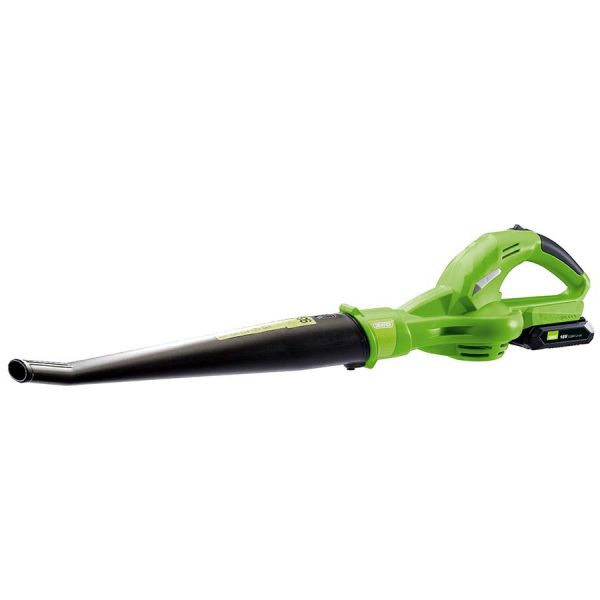 Draper 18V Cordless Leaf Blower with Battery and Charger