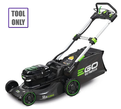 EGO Power + LM2020E-SP Self-Propelled Cordless Lawnmower (No Battery/Charger)