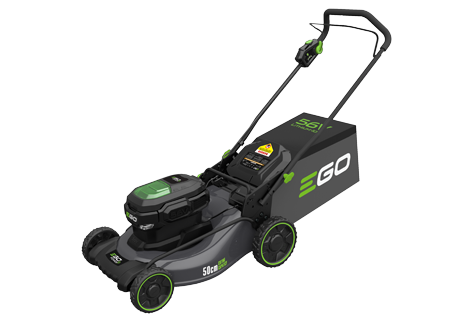 Ego LM2011E 56V Cordless Lawnmower 50cm Kit (5.0Ah Battery + Rapid Charger)