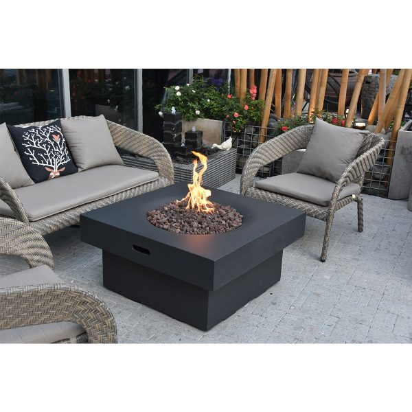 Elementi Branford Fire Pit Table