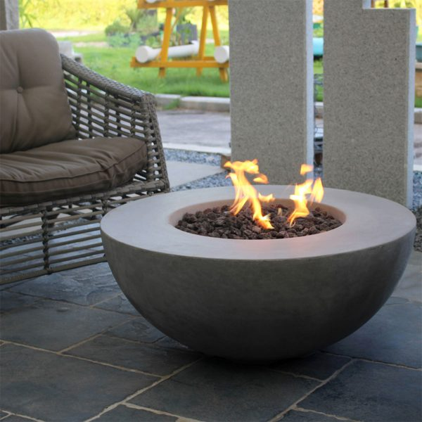 Elementi Modeno Roca Fire Pit Table