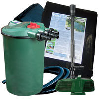 Fish Mate 10000 & 5000 Pond Kit