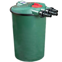 Fish Mate 45000 UV Pressurised Pond Filter