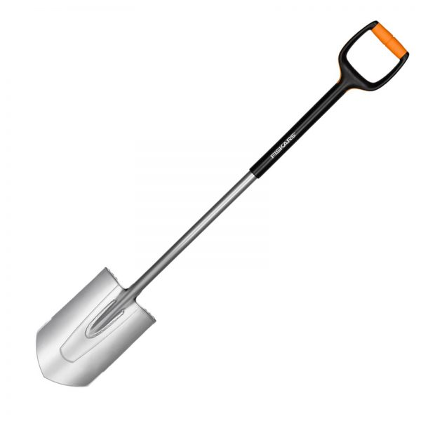 Fiskars Xact Large Digging Spade 1.2m