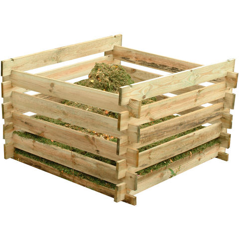 Forest Forest 61x99x99cm Composter