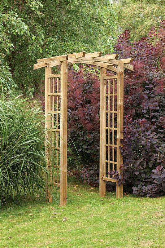 Forest Garden Ryeford Garden Arch