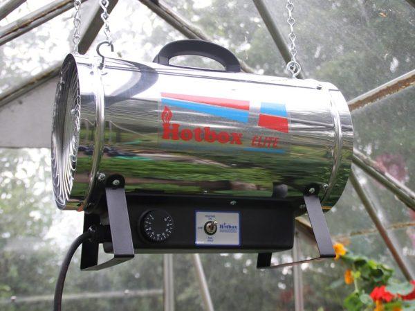 Hotbox Elite 2.7Kw Greenhouse Heater