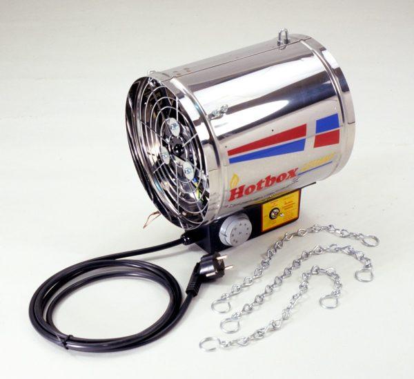 Hotbox Levant 1.8Kw Greenhouse Heater