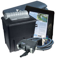 Hozelock Ecopower 10000 & Aquaforce 6000 Pond Kit