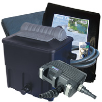 Hozelock Ecopower 5000 & Aquaforce 2500 Pond Kit