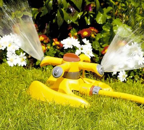 Hozelock Vortex 2 in1 Sprinkler