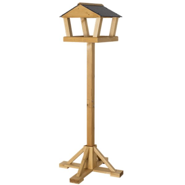 Johnston & Jeff Dartington Box Bird Table