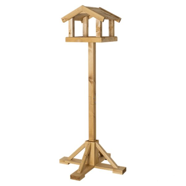 Johnston & Jeff Johnston and Jeff Kelburn Box Bird Table