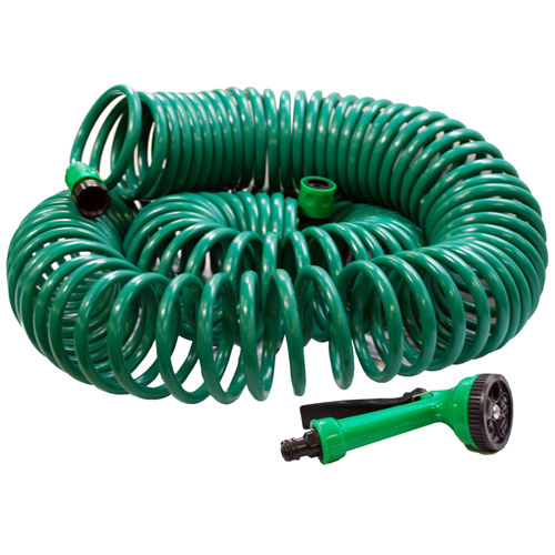 Kingfisher Kink-Resistant Retractable Coil Hose Pipe - 30m