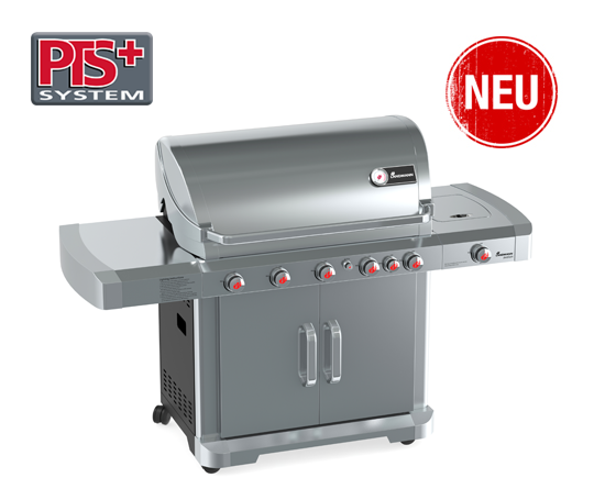 Landmann Avalon 6.1 Stainless Steel Gas Barbecue