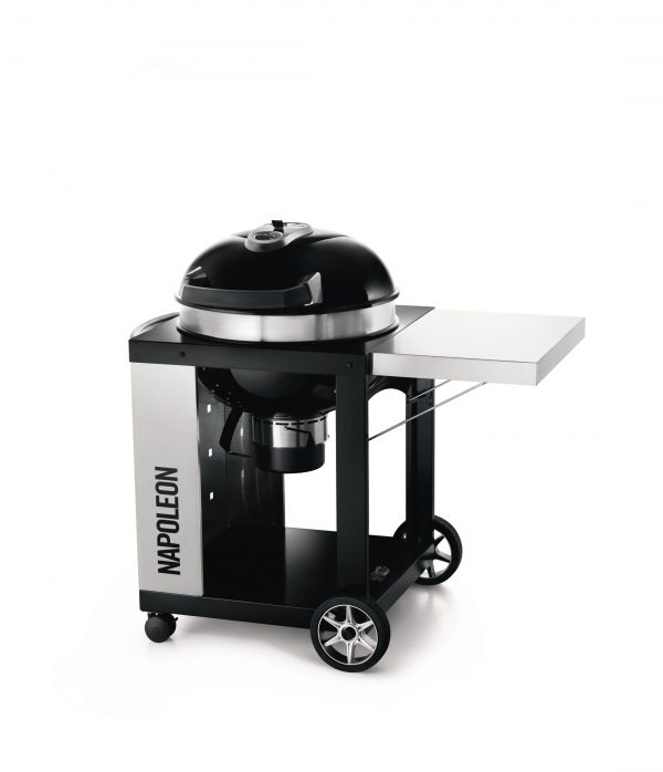 Napoleon 57cm Charcoal Barbecue with Cart