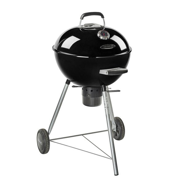 Outback Comet Charcoal Kettle Barbecue - Black