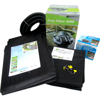 PondXpert EasyPond 2000 Pond Kit with Liner & Underlay