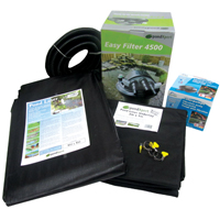 PondXpert EasyPond 3000 Pond Kit with Liner & Underlay