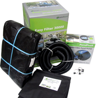PondXpert EasyPond 30000 Pond Kit with Liner & Underlay