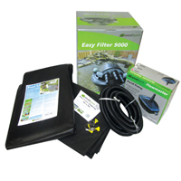 PondXpert EasyPond 8000 Pond Kit with Liner & Underlay