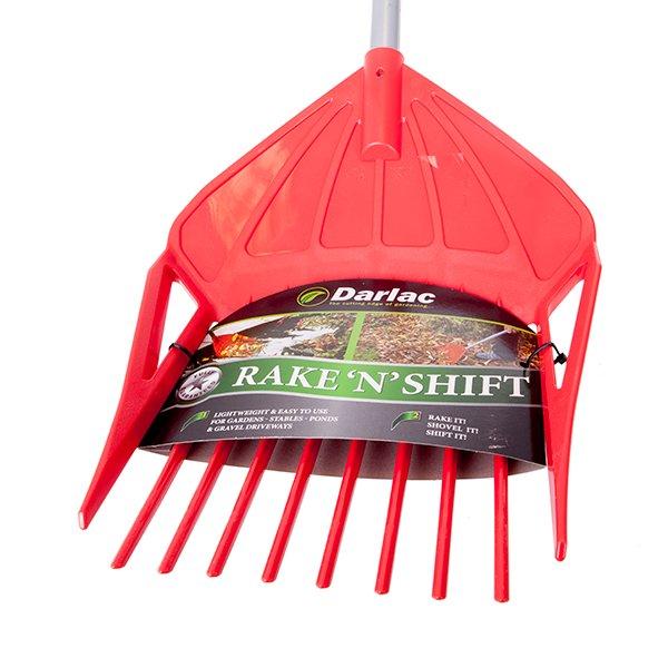 Rake N Shift Versatile Garden Tool