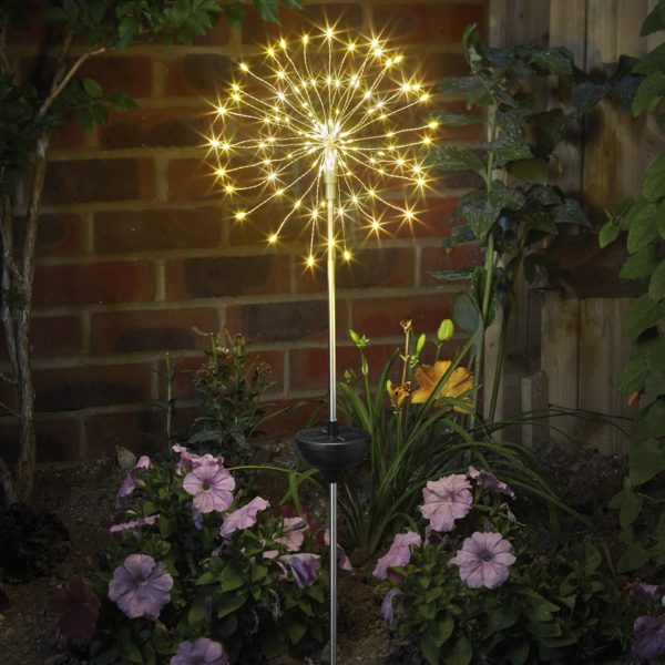 Smart Garden Starburst Solar Lights