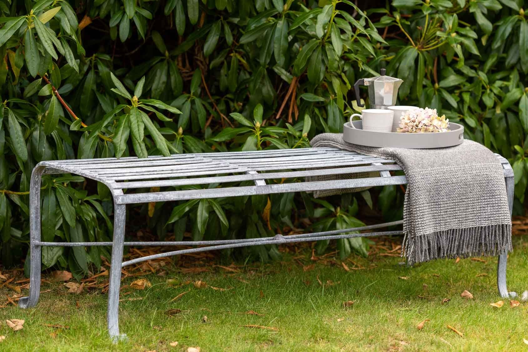 Picture of: Southwold Garden Bench Backless 2 Or 3 Seater