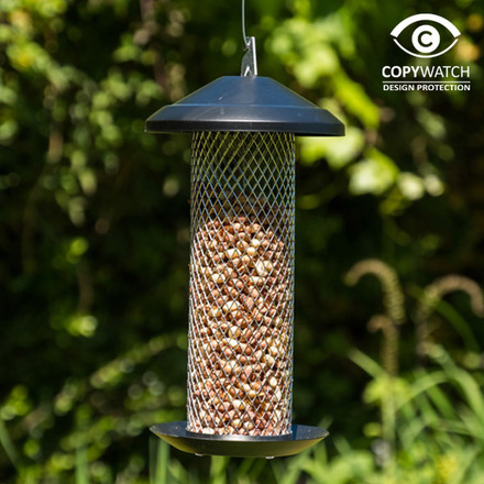 Wildlife World Peanut Bird Feeder