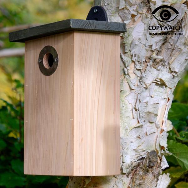 Wildlife World Simon King Predator Proof Bird Nest Box