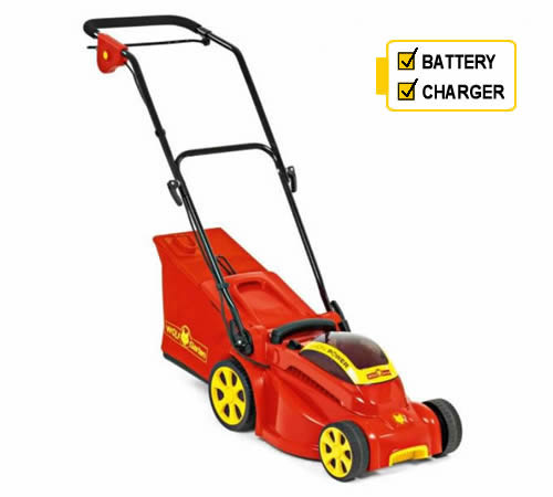 Wolf Garten 72v Li-on Power 37 Cordless Lawnmower