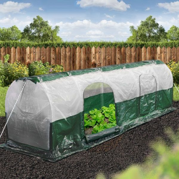 Bio Green Polytunnel Superdrome