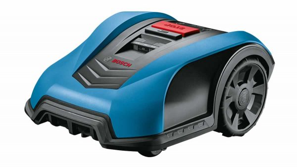 Blue Top Cover for Bosch Indego Robotic Lawnmower