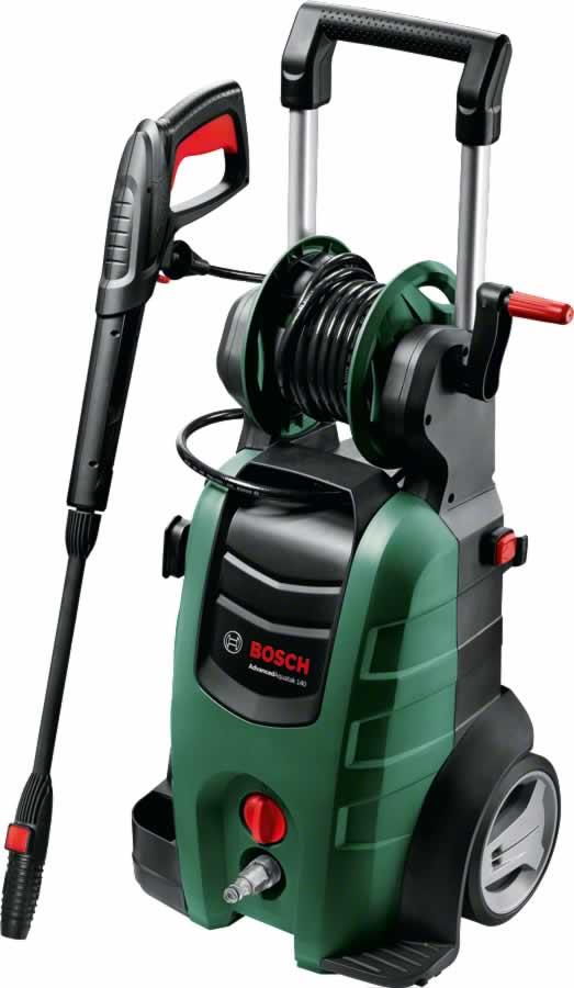 Bosch AdvancedAquatak 140 High Pressure Washer